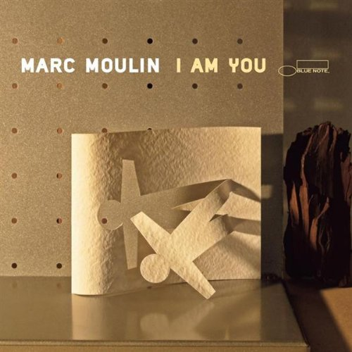 Marc Moulin - I Am You album cover