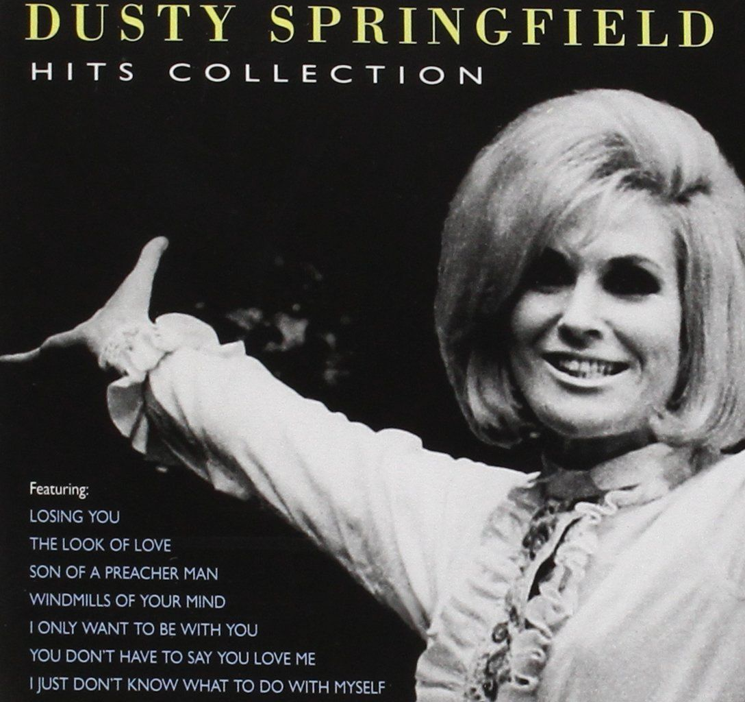 Dusty Springfield - Hits Collection album cover