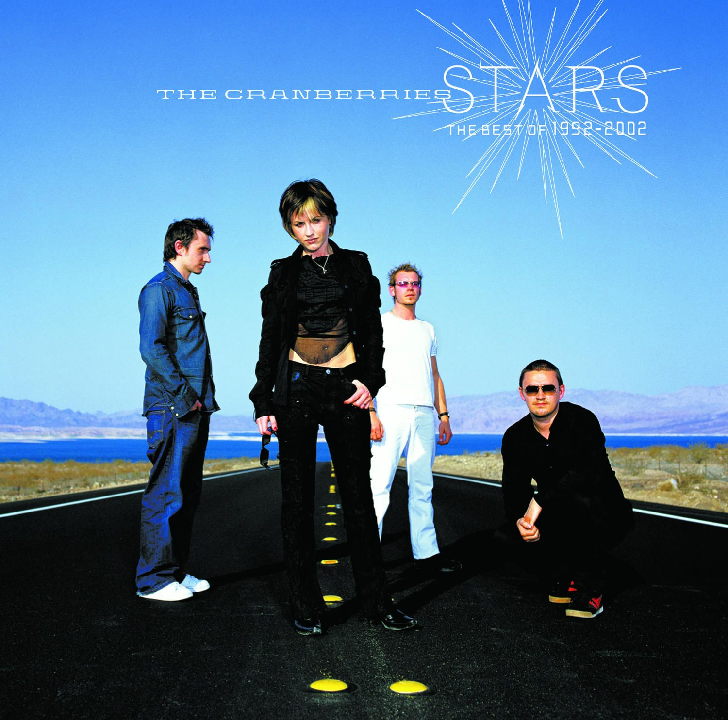 The Cranberries - Stars The Best Of 1992-2002 album cover