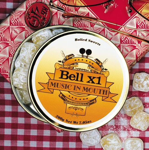 Bell X1 - Music In Mouth album cover