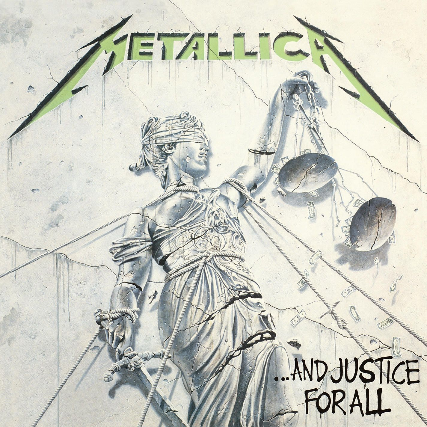 Metallica - And Justice For All album cover
