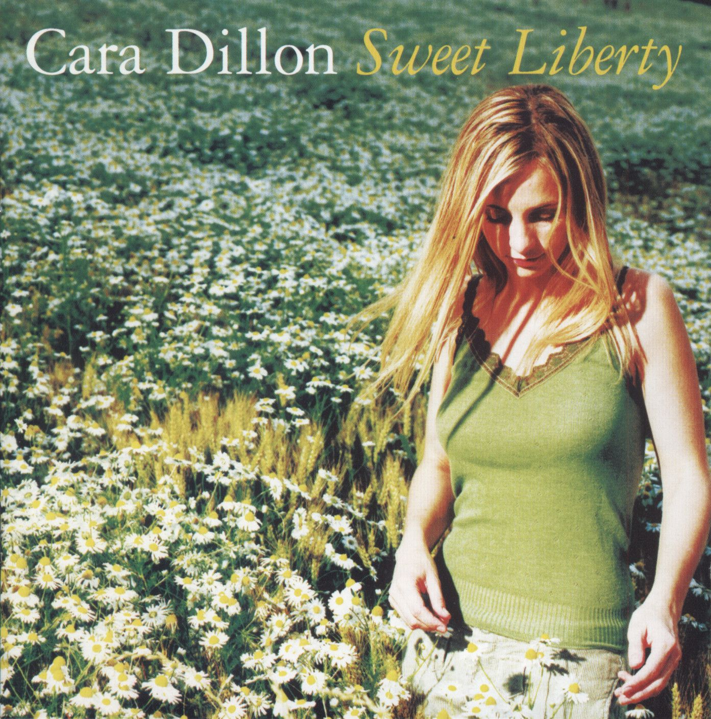 Cara Dillon - Sweet Liberty album cover