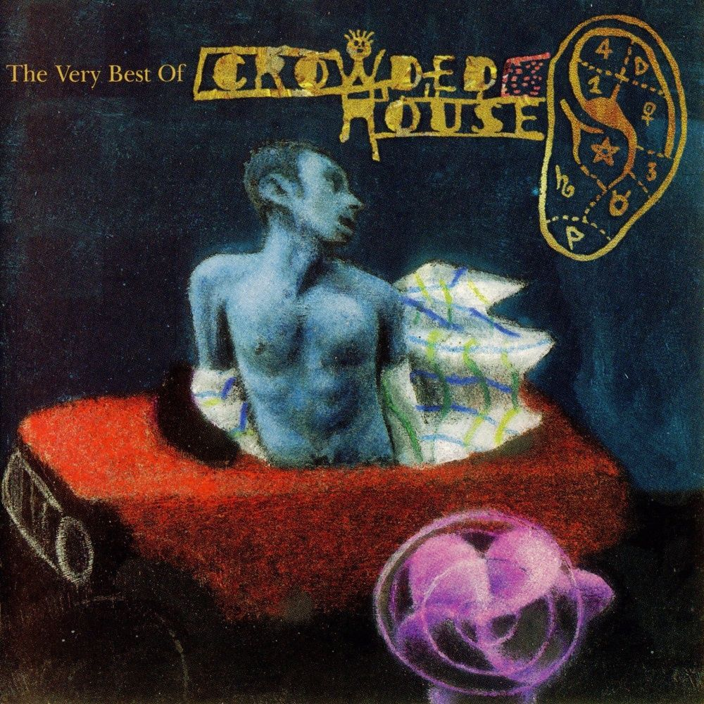 Recurring dream the very best of by crowded house for House music cover