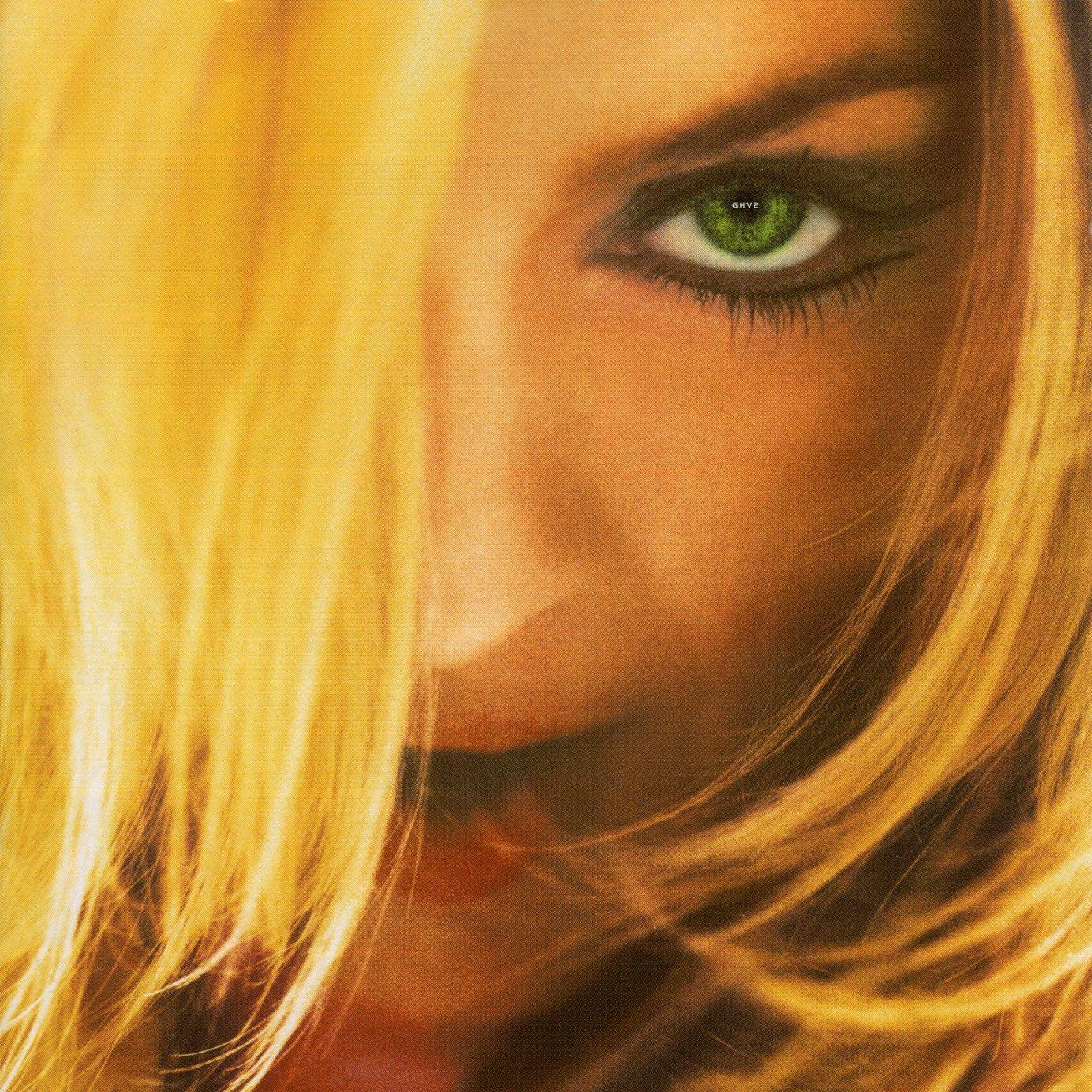Madonna - Ghv2 album cover