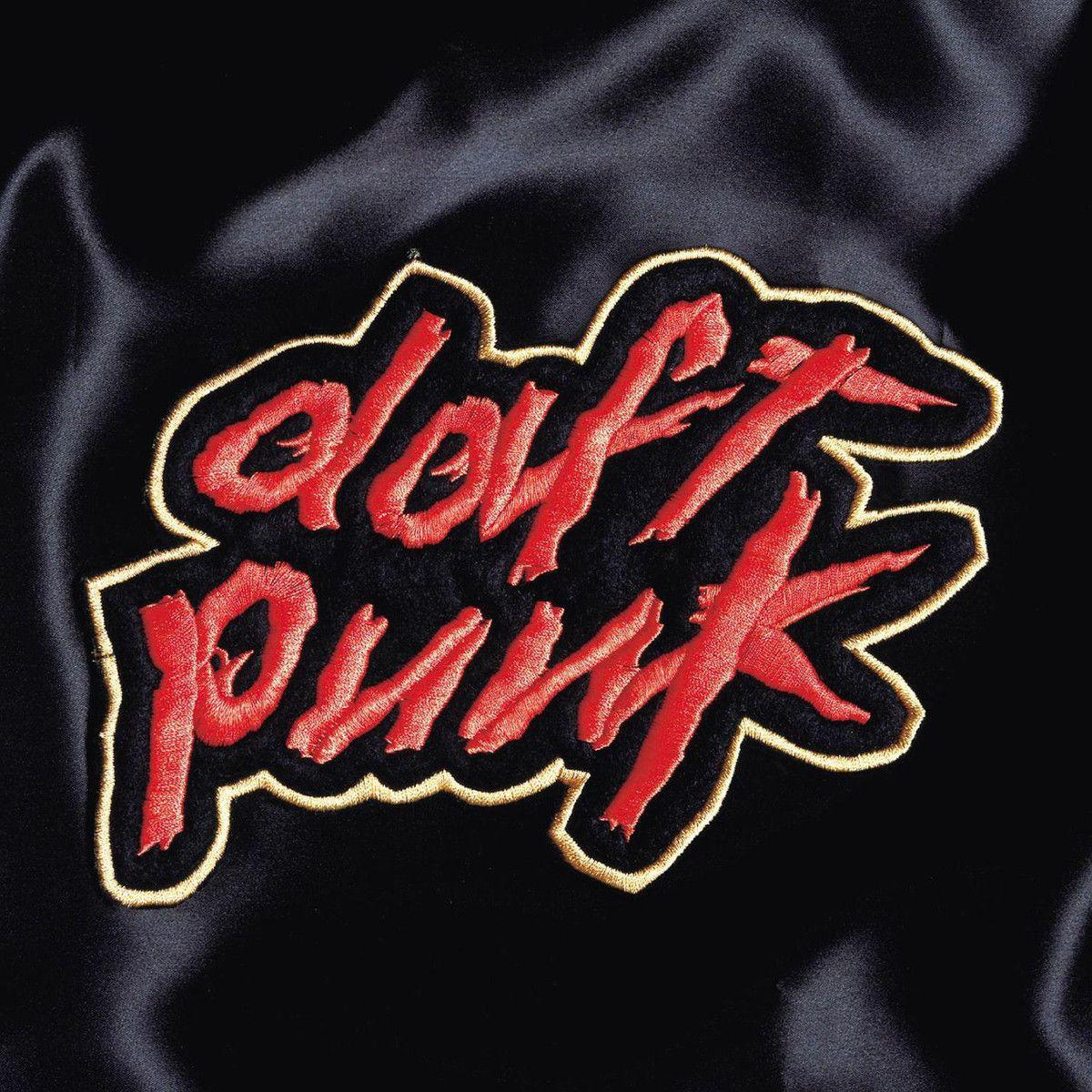 Daft Punk - Homework album cover