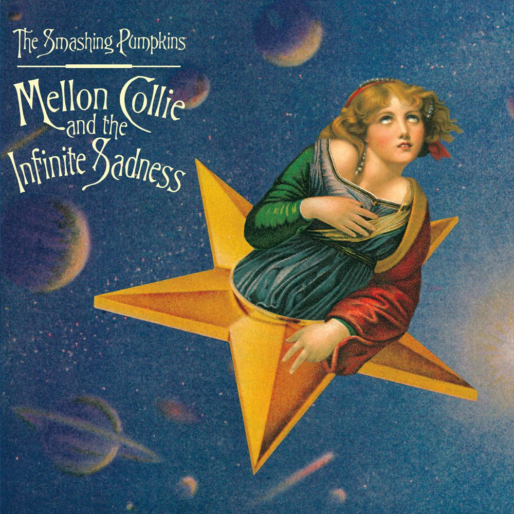 Smashing Pumpkins - Mellon Collie And The Infinite Sadness album cover