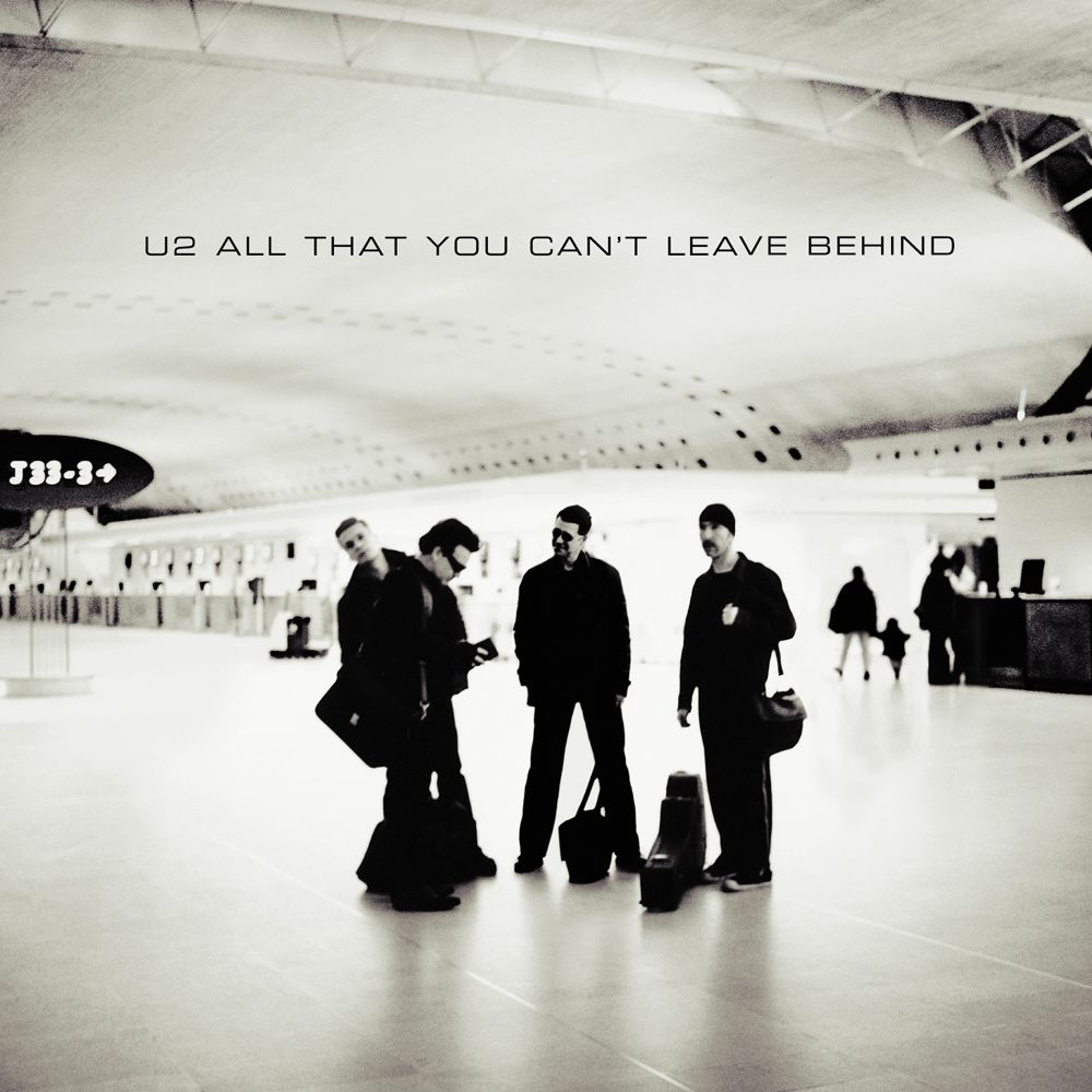 U2 - All That You Can't Leave Behind album cover