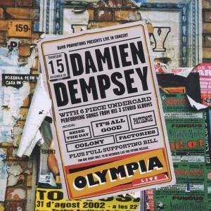 Damien Dempsey - Live At The Olympia album cover