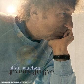 Alain Souchon - J'veux Du Live album cover