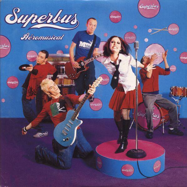 Superbus - Aéromusical album cover