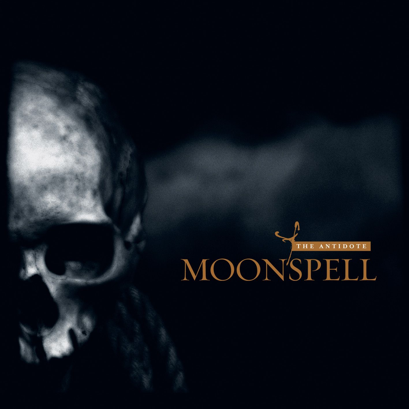 Moonspell - The Antidote album cover