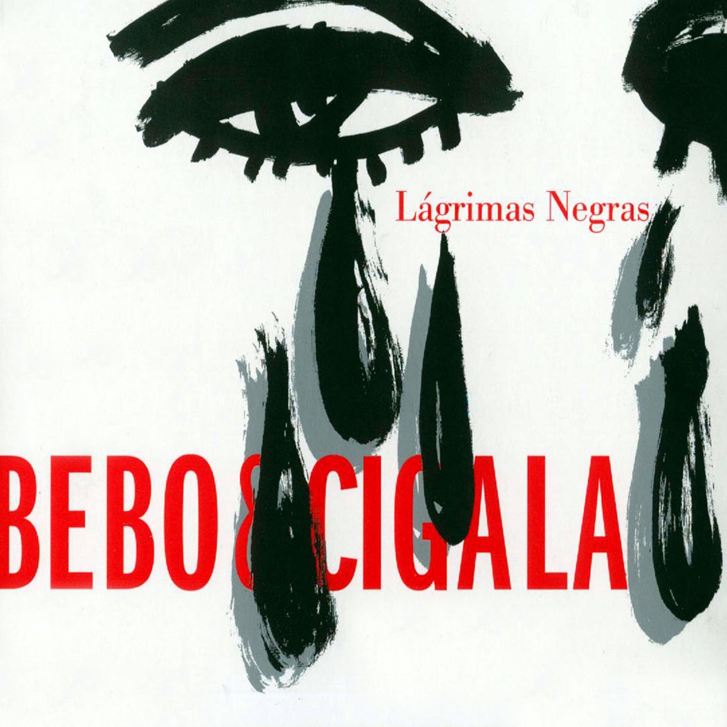 Bebo - Lágrimas Negras album cover