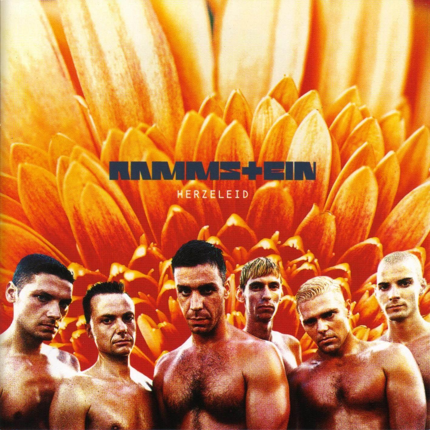 Rammstein - Herzeleid album cover