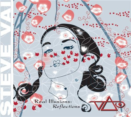 Steve Vai - Real Illusions: Reflections album cover