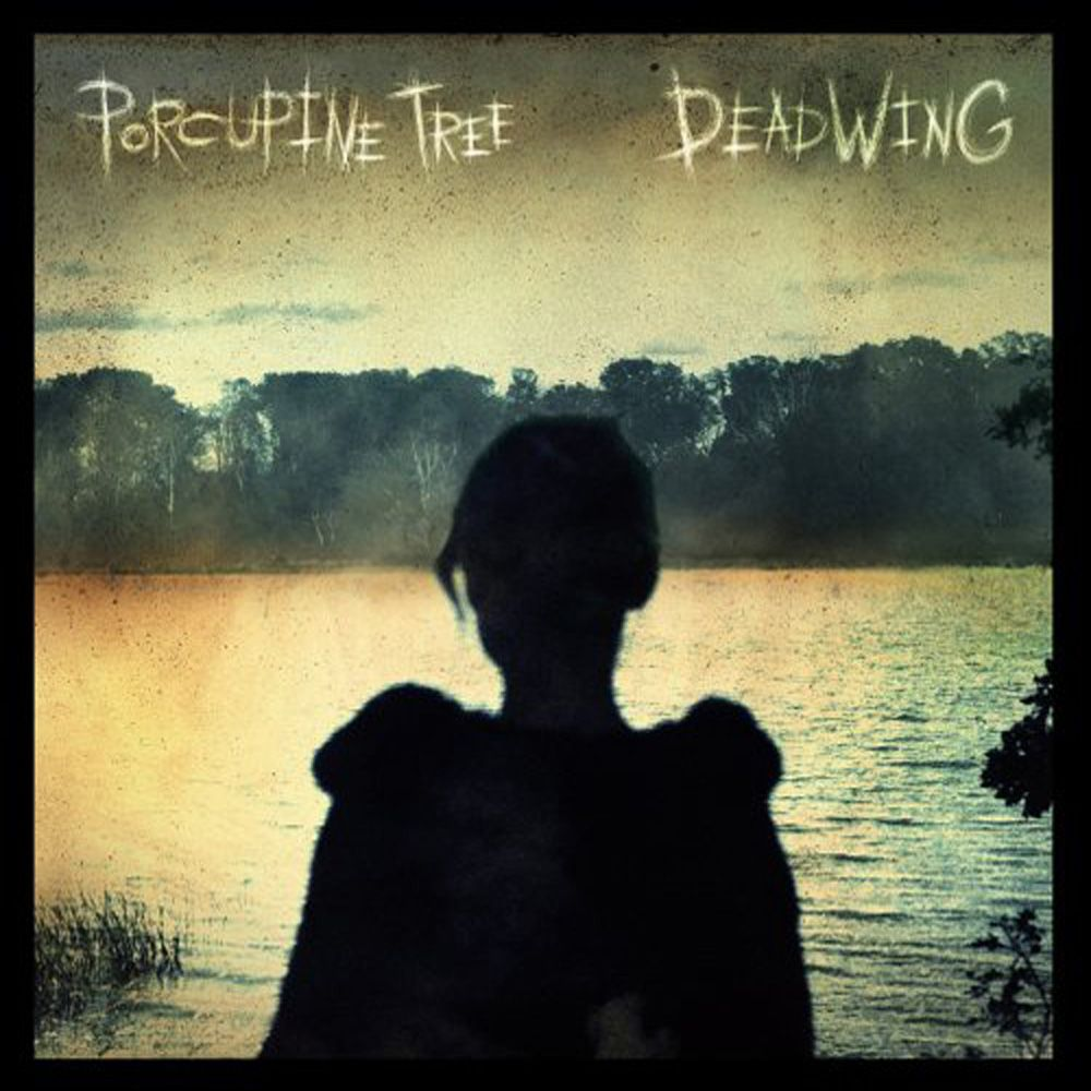 Porcupine Tree - Deadwing album cover