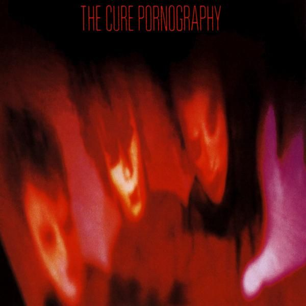 The Cure - Pornography album cover