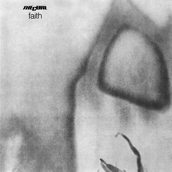 The Cure - Faith album cover