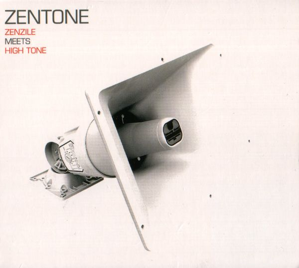 Zenzile - Zentone album cover