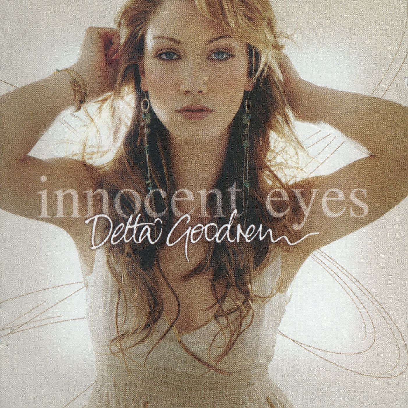 Delta Goodrem - Innocent Eyes album cover