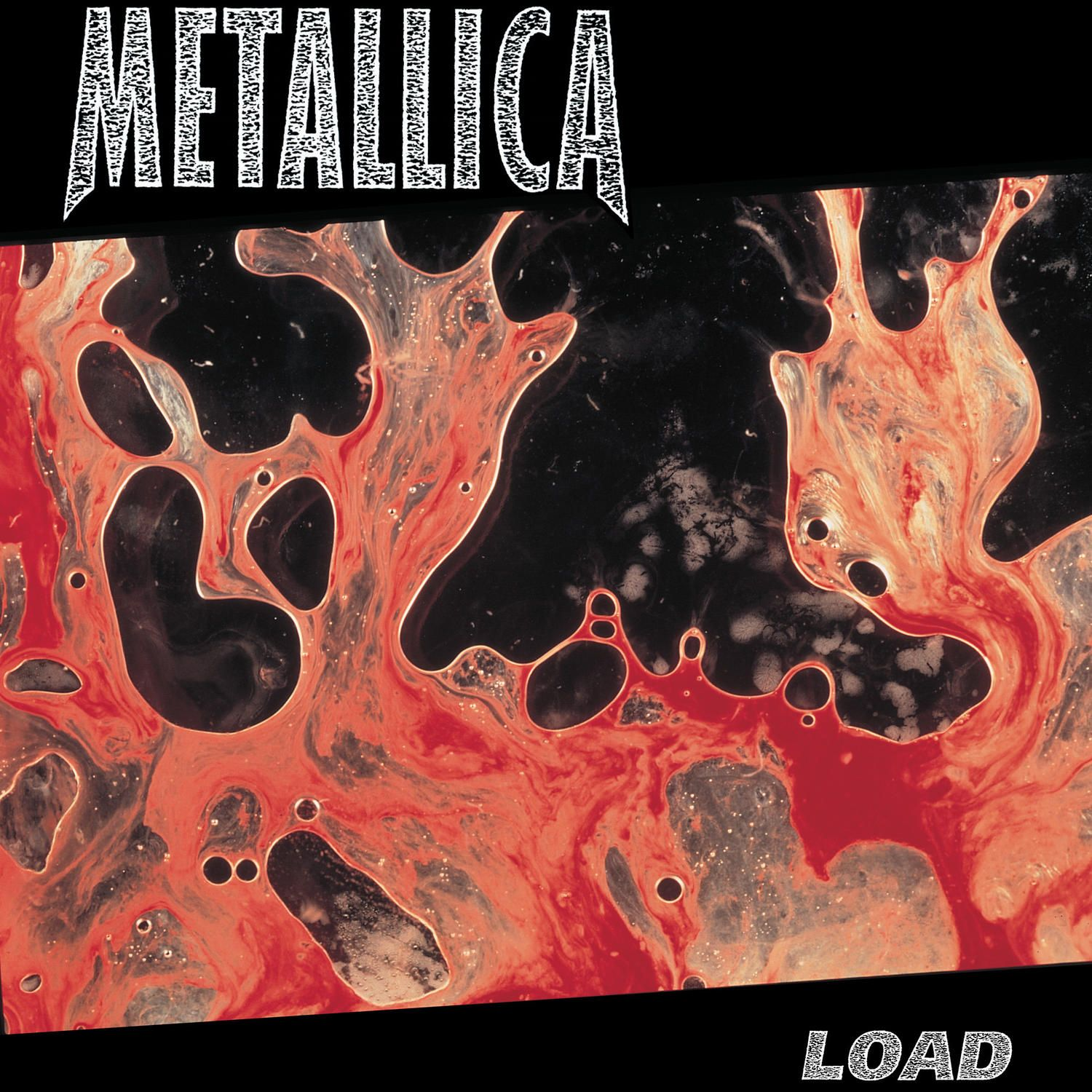 Metallica - Load album cover