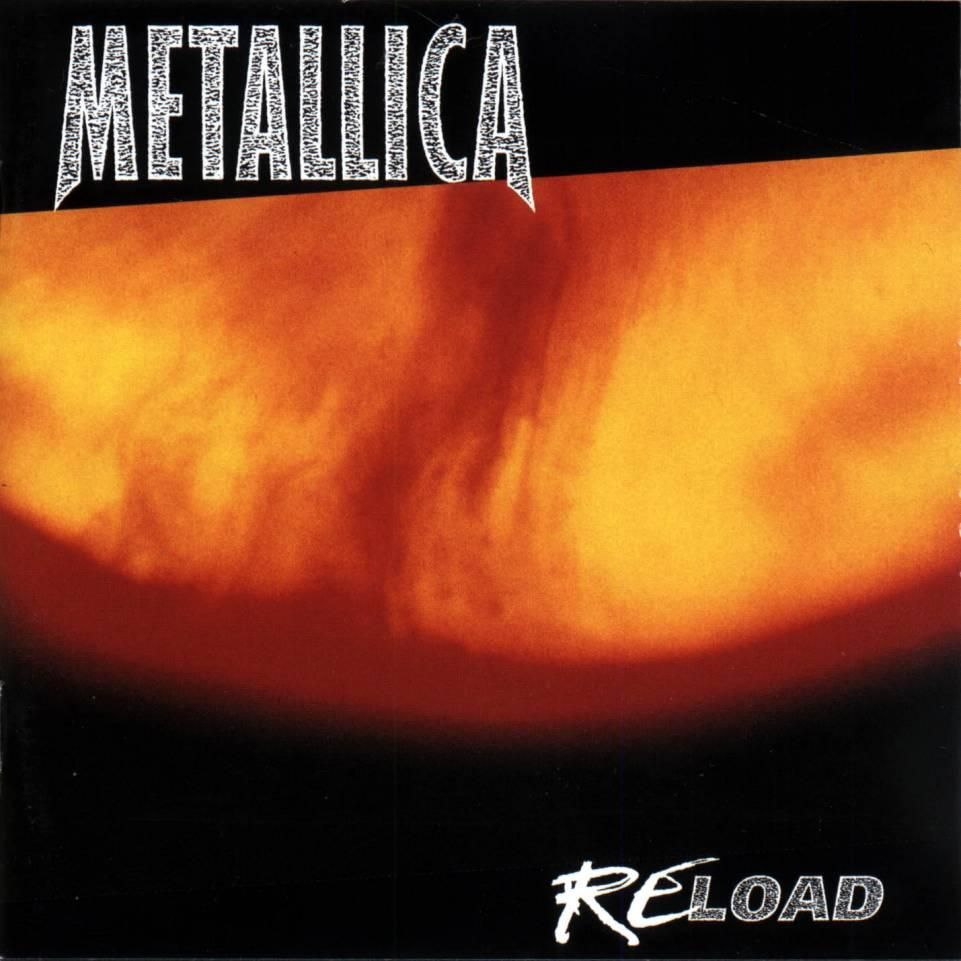 Metallica - Reload album cover