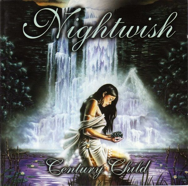 Nightwish - Century Child album cover