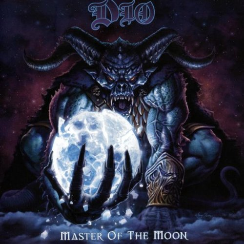 Dio - Master Of The Moon album cover