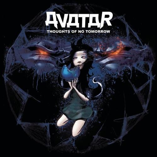 Avatar - Thoughts Of No Tomorrow album cover