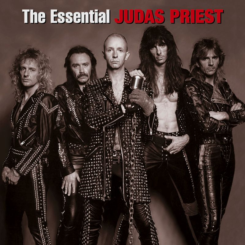 Judas Priest - The Essential album cover