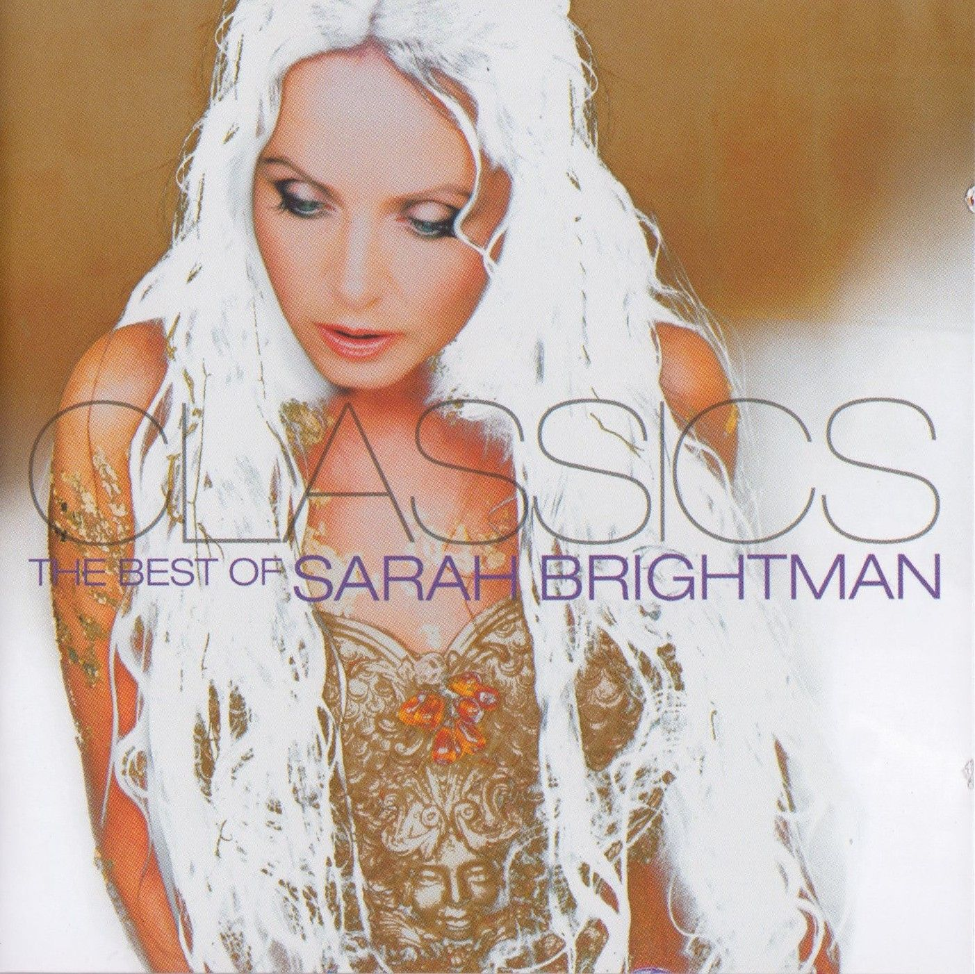 Sarah Brightman - Classics - The Best Of Sarah Brightman album cover