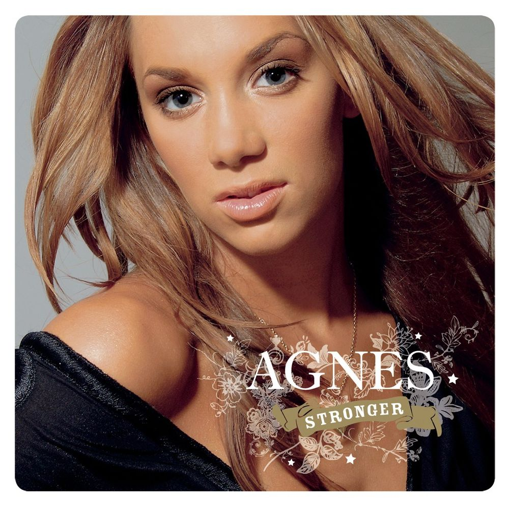 Agnes - Stronger album cover