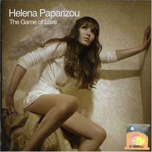 Helena Paparizou - The Game Of Love album cover