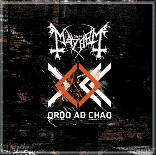 Mayhem - Ordo Ad Chao album cover