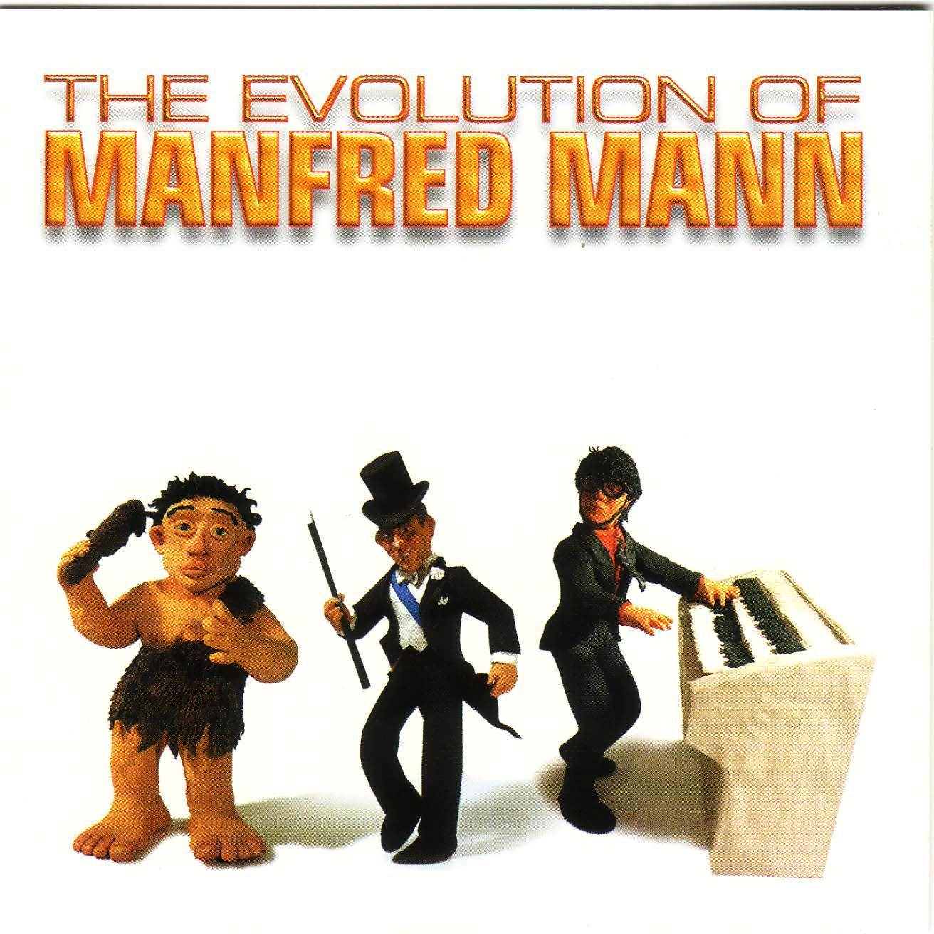 Manfred Mann - The Evolution Of album cover