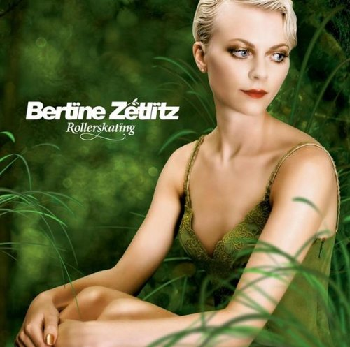 Bertine Zetlitz - Rollerskating album cover