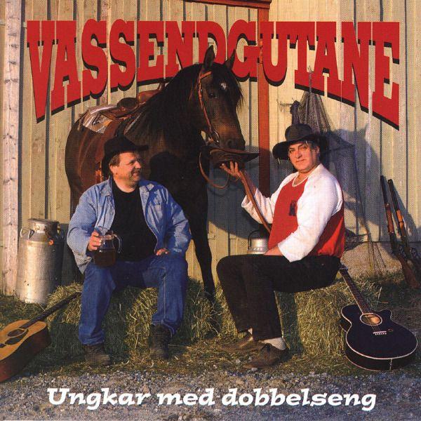 Vassendgutane - Ungkar Med Dobbeltseng album cover