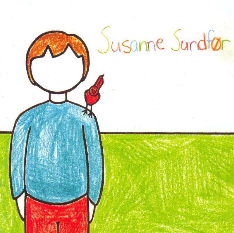 Susanne Sundfør - Susanne Sundfør album cover