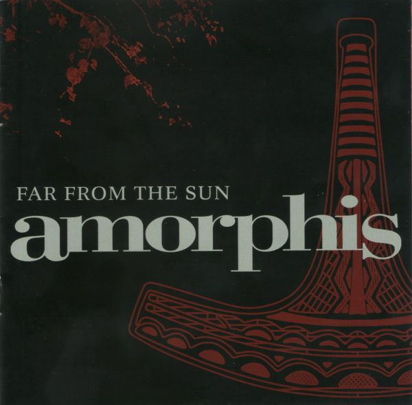 Amorphis - Far From The Sun album cover