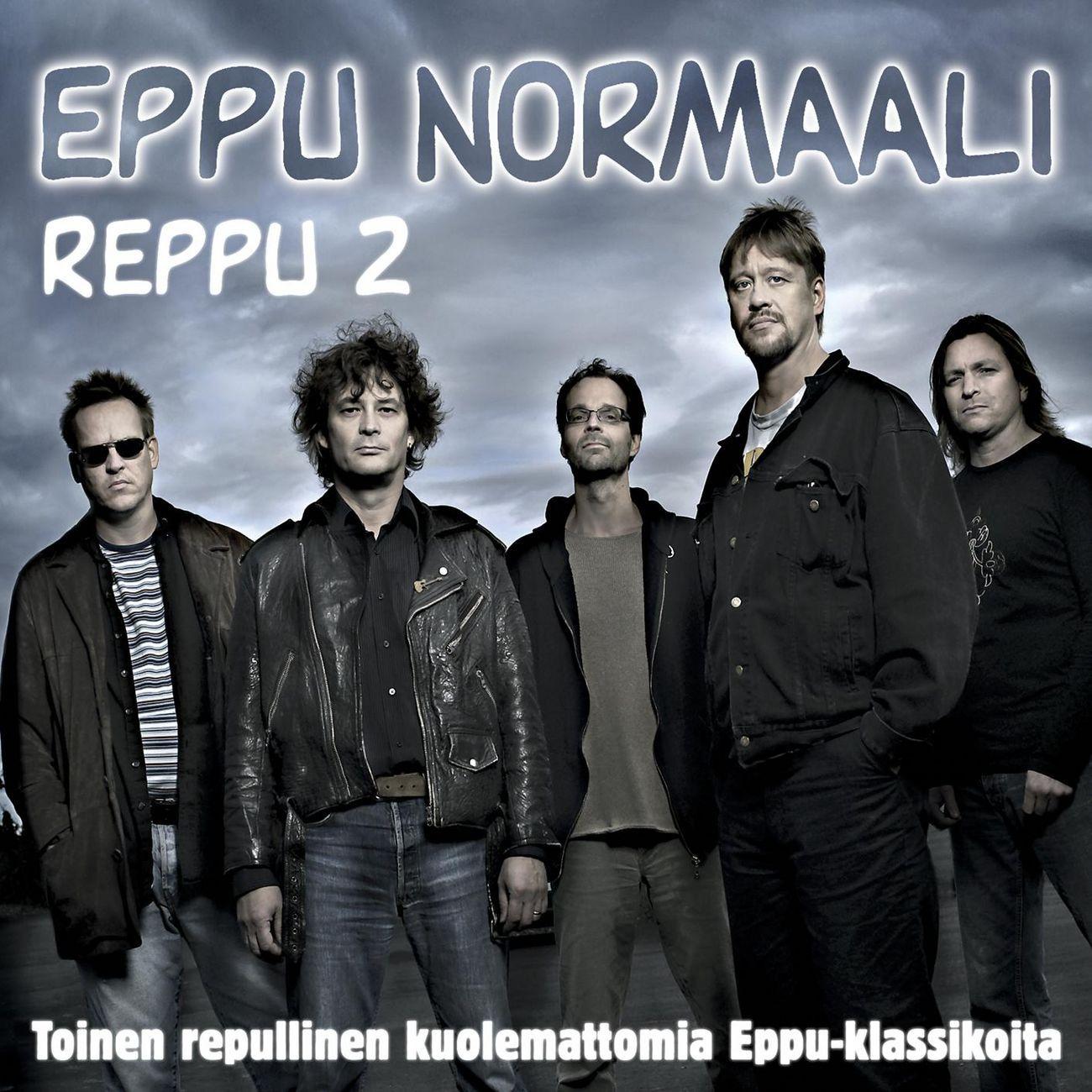 Eppu Normaali - Reppu 2 album cover