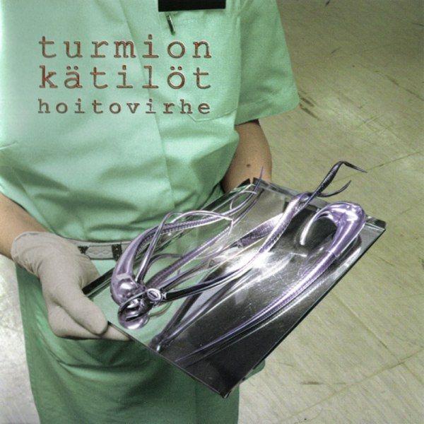Turmion Kätilöt - Hoitovirhe album cover