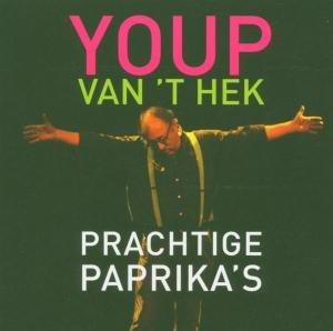 Youp Van 't Hek - Prachtige Paprika's album cover