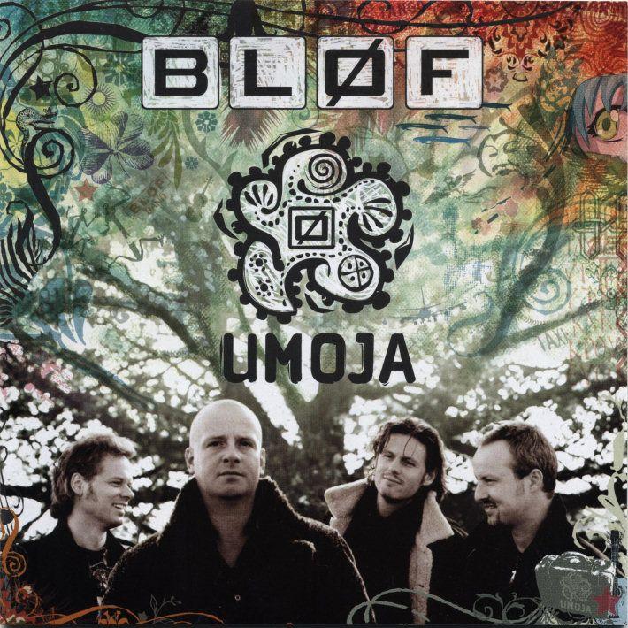 Bløf - Umoja album cover