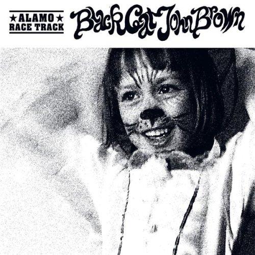 Alamo Race Track - Black Cat John Brown album cover