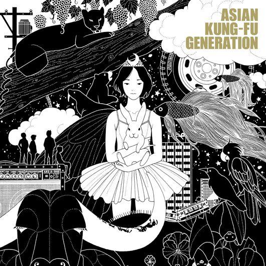 Asian Kung-fu Generation - Fanclub album cover