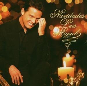 Luis Miguel - Navidades album cover