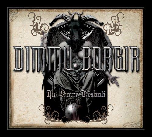 Dimmu Borgir - In Sort Diaboli album cover
