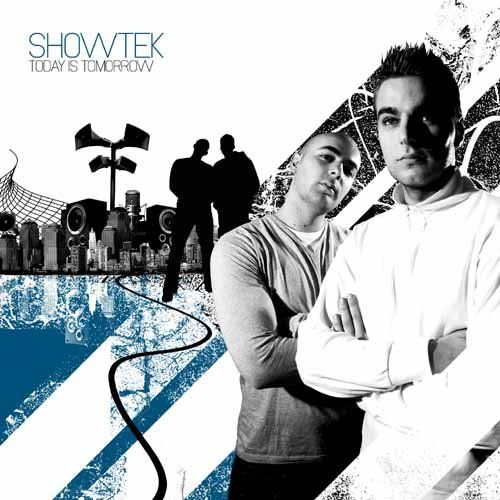 Showtek - Today Is Tomorrow album cover