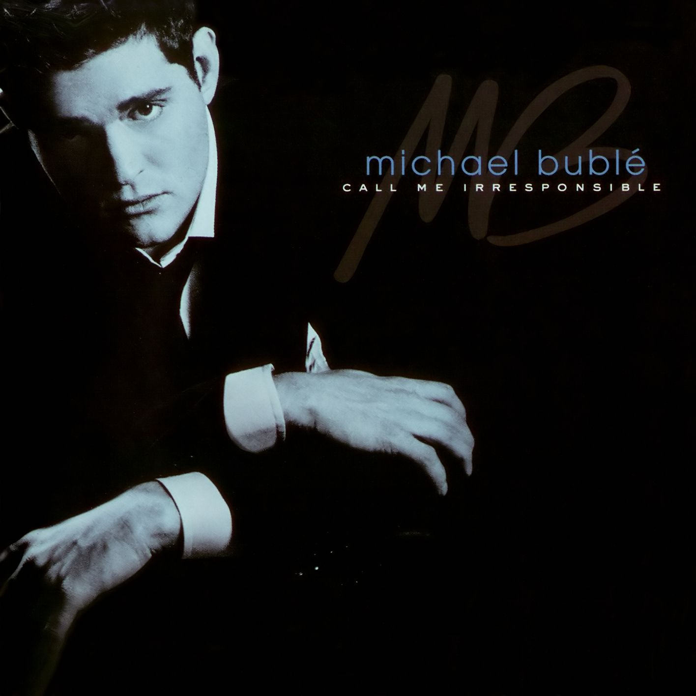Michael Bublé - Call Me Irresponsible album cover
