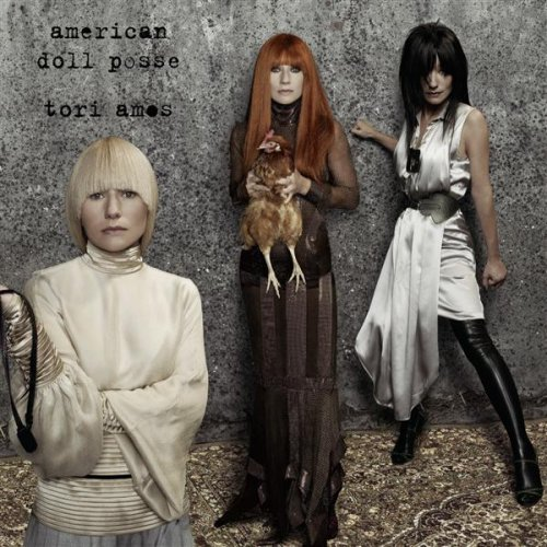 Tori Amos - American Doll Posse album cover