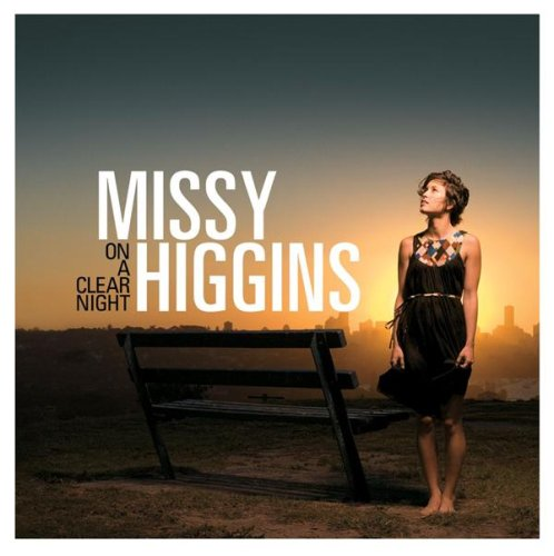 Missy Higgins - On A Clear Night album cover